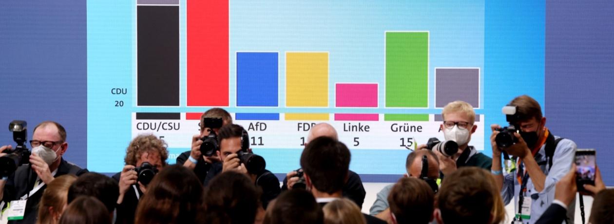 Niemcy: Znamy wyniki sondażu exit poll. Spore zaskoczenie