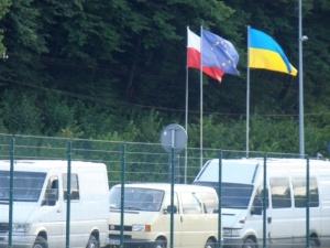Ukraina zamyka granice. Powodem koronawirus