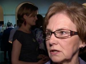 Oj, ta pani prezydentowa biedna.... Żona Wałęsy uderza w Agatę Dudę
