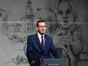 Premier w Wieluniu: To nie była wojna totalna, to była wojna totalitarna