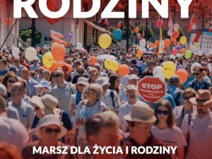 """W Warszawie przejdzie """"Marsz dla Życia i Rodziny"""". To odpowiedź na ataki ze strony aktywistówLGBT"""