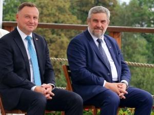 Prezydent na Jasnej Górze: będę czynił wszystko, żeby polska wieś jak najlepiej się rozwijała