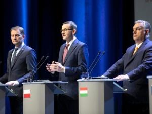 Nikt nie ma wątpliwości, że Polska odgrywa rolę lidera. Wspólna deklaracja państw V4