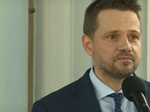 """Tarczyński o imprezowych wyczynach Trzaskowskiego: Odrażająca mentalność """"elity"""""""