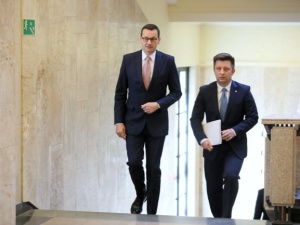 Morawiecki: zamkniecie projektu Nord Stream 2 to jedyne wyjście wobec sytuacji na Białorusi i zamachu na Nawalnego
