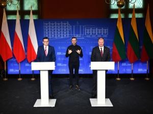 Wspólny głos Polski i Litwy w sprawie Białorusi