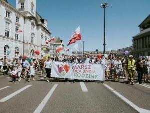 Już jutro Marsz dla Życia i Rodziny w Warszawie. Wspólnie brońmy rodziny!