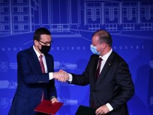 Litwa popiera Polskę w sporze z UE o praworządność i chce desowietyzacji swojego wymiaru sprawiedliwości