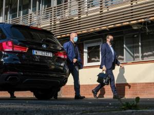 Premier Morawiecki dołączył do spotkania Kaczyńskiego z Gowinem