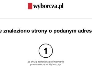 Wyborcza kasuje tekst demaskujący manipulacje Barta Staszewskiego! Aktualizacja: Tekst jest dostępny. Przedwczesna radość aktywisty