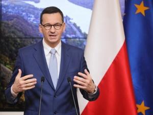 Premier Morawiecki: Wierzę, że po takim triumfie marsz Igi skończy się dopiero w zwycięskim finale turnieju