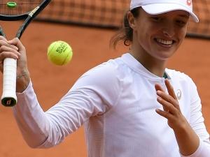 Iga Świątek w finale French Open zagra z Amerykanką. Mosbacher: Trzymam kciuki za obydwie Panie