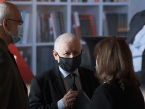 Kaczyński o naciskach UE na Polskę i budżecie unijnym: Jesteśmy po dobrej stronie historii. Będzie weto