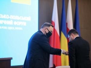 """Podpisano list intencyjny między administracją Portów Morskich Ukrainy a zarządem Portu Morskiego """"Gdańsk"""""""