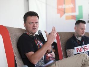 Hołownia bez trzymanki: Kaczyński zabrał Giertychowi zdrowie. Komu zabierze życie?