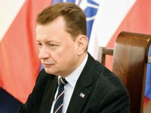 Minister Mariusz Błaszczak skierowany na kwarantannę