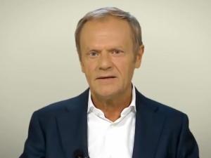 Tusk: Kompromis aborcyjny chronił przed wojną domową. Odpowiedzieli feministka i dziennikarz
