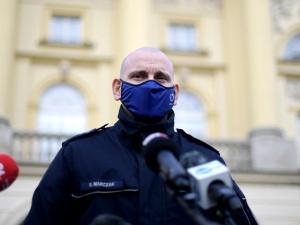 Po protestach w Warszawie. Policja podała informacje o liczbie zatrzymanych