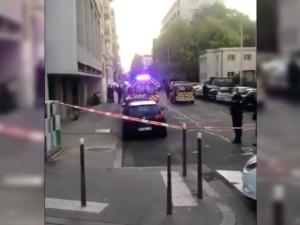 Atak na duchownego w Lyonie. Padły strzały