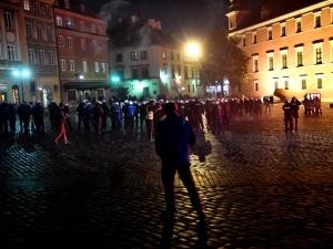 Legia Warszawa odniosła się do wydarzeń podczas StrajkuKobiet