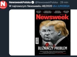 Red. Słowik o okładce Newsweeka: Nie posądzam ludzi o taką podłość