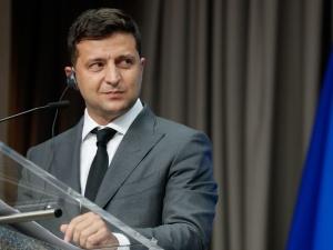 Prezydent Ukrainy Wołodymyr Zełenski jest zakażony koronawirusem