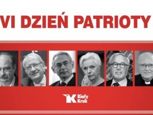 VI Dzień Patrioty po nowemu - już we wtorek! Wystąpią wybitni patrioci