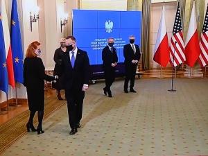 Mosbacher: USA poniosą koszty szkolenia, wyposażenia i rozmieszczenia sił amerykańskich w Polsce