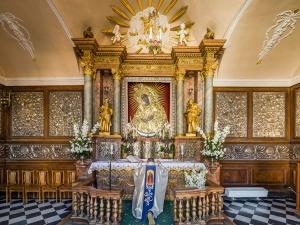 Ludzie potrzebują modlitwy, opieki Matki Miłosierdzia, fizycznej obecności przy obrazie Matki Boskiej Ostrobramskiej