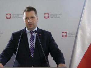 Minister Czarnek o protestach: Biedni ludzie robią sobie krzywdę. Cóż ja mogę zrobić