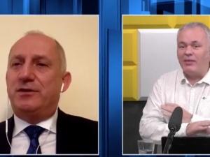 [video] Neumann pytany o nazwisko kandydatki KO na RPO:  Zaskoczył mnie Pan tym pytaniem, a jest poranek