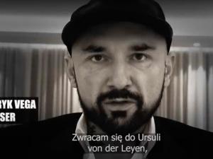 [Video] Vega do szefowej KE: Uratowałem dziecko, które miało być sprzedane do burdelu