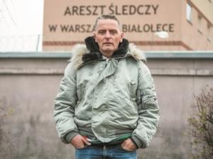 Maciek  Dobrowolski, kibic Legii przetrzymywany przez trzy lata w areszcie wydobywczym potrzebuje wsparcia