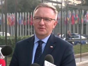 Szczerski: Celem polskiego państwa jest obrona praworządności w UE; czekamy na propozycję niemieckiej prezydencji