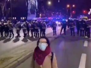 [Video] Jak dacie radę rozpie.dolcie coś! - Pokojowy protest