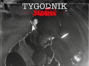 Najnowszy numer Tygodnika Solidarność: Barbórka - szczęść Boże górnikom!