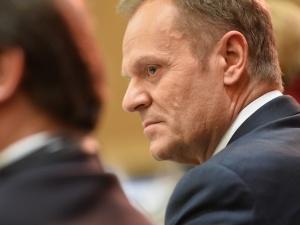 Sex party z udziałem europosła Fideszu. Jest komentarz Tuska
