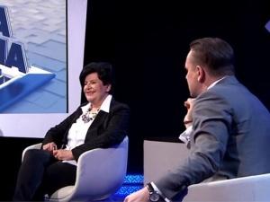[video]  Gorąco w TVP. Pani bluźni udając nauczyciela katolickiego (...) to żałosne. Tarczyński vs. Senyszyn