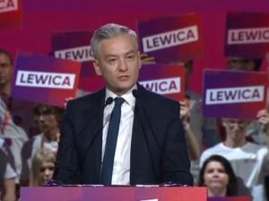 Korupcyjną, patologiczną, kryminogenną drogą... Biedroń zmartwiony o polski rząd