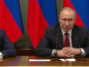 Nowe prawo w Rosji. Putin nietykalny