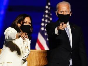 Jeszcze nie zaczęli, a już ludzie roku. Biden i Harris z nagrodą tygodnika Time