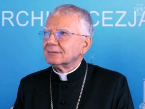"""Abp Jędraszewski: Jak długo ludzie """"S"""" będą walczyć o godne miejsce dla JP2, tak długo będzie trwała walka o Polskę"""