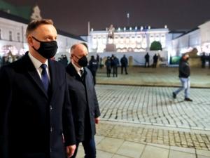 Prezydent: Zależy mi, by proces szczepień na Covid-19 przebiegał sprawnie
