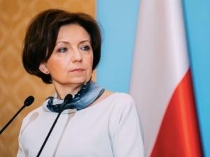 Niestosowny wpis na profilu minister. Marlena Maląg ofiarą hakerów