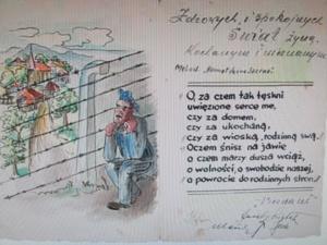 Syn Więźnia Auschwitz Nr 111912: Boże Narodzenie w niemieckim obozie koncentracyjnym...