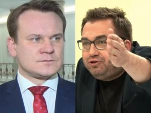 """""""Największy sukces europosła…"""", """"Jest komentarz niemieckich mediów."""" Węglarczyk vs. Tarczyński"""
