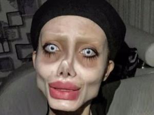 """""""Zombie Angelina Jolie wyszła z więzienia. Nie uwierzysz, jak naprawdę wygląda…"""