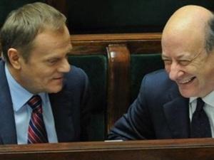 """""""Wystarczy nie kraść"""". Poszło o podatki. Mazurek pisze o Tusku i Rostowskim"""