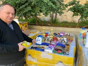 Transport humanitarny. Polacy wsparli Liban