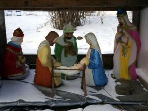 Jako religijny Żyd, życzę moim rodakom nie +Wesołych Świąt+, ale +Wesołych Świąt Bożego Narodzenia+